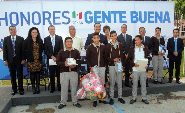 ¡El Municipio continúa con el apoyo a instituciones educativas de Aguascalientes!