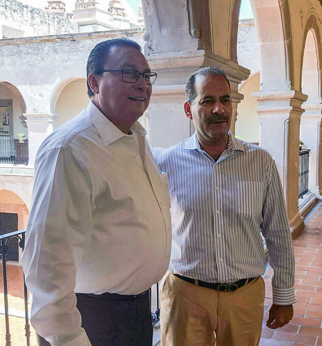 ¡Con respeto a la autonomía universitaria se conducirá Martín Orozco en su gobierno!