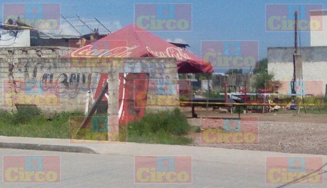 ¡Intentaron ejecutar a un soldador en Calera y lo hirieron junto con su menor hijo!