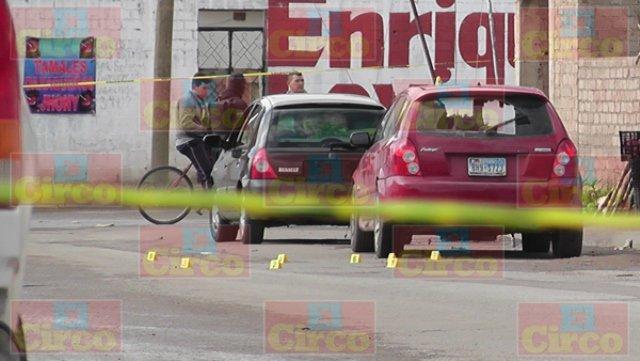 ¡Automovilista se salvó de ser ejecutado a balazos en Fresnillo!