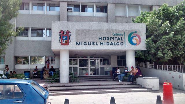 ¡Una niña de 3 años de edad fue apuñalada por su papá en Aguascalientes!