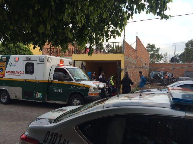 """¡1 adolescente """"picado"""" tras sangrienta riña a bordo de camión urbano en Aguascalientes!"""