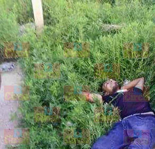 ¡De 13 balazos ejecutaron a un joven drogado en Fresnillo!