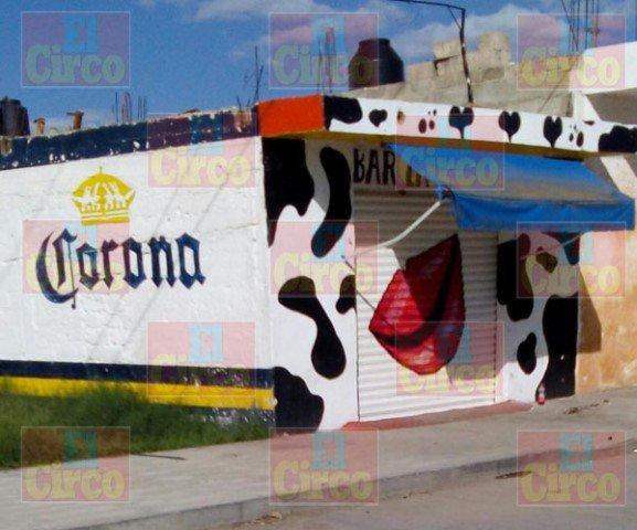 """¡""""Levantaron"""" a tres personas en un bar en Calera, Zacatecas!"""