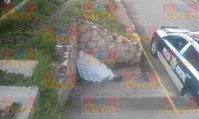 ¡Adulto mayor murió tras caer de unas escaleras en Lagos de Moreno!