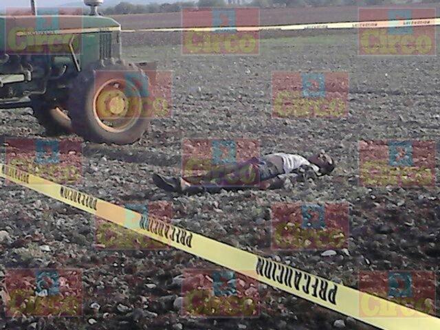 ¡Campesino murió fulminado por un rayo en Fresnillo!
