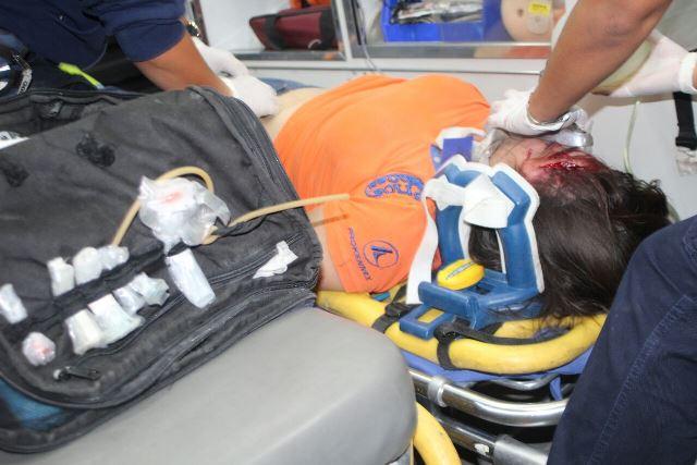 ¡Mujer murió atropellada por un adolescente en Aguascalientes!