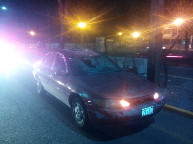 ¡Joven ciclista murió embestido por un automóvil en Aguascalientes!