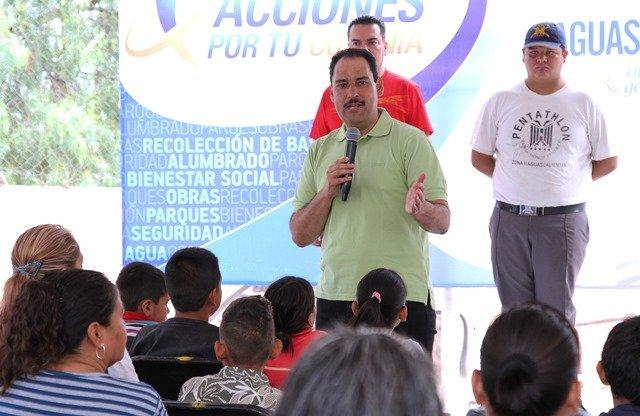 ¡Continúa Gobierno Municipal con rehabilitación de espacios públicos!