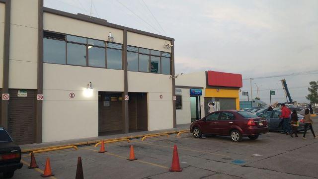 ¡4 delincuentes vaciaron un cajero automático en Aguascalientes y robaron $500 mil!
