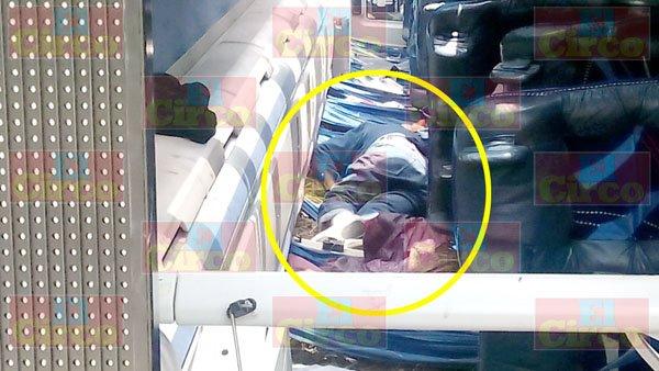 ¡Un muerto y 17 heridos dejo el choque de un camión de pasajeros y un trailer en Zacatecas!