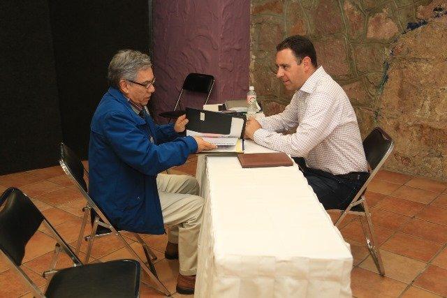 ¡Cercanía con zacatecanos y escuchar a la gente, primordial para dar resultados: Alejandro Tello!