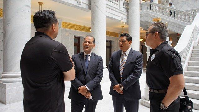 ¡El alcalde Javier Luévano entregará administración con importante agenda migrante en Calvillo!