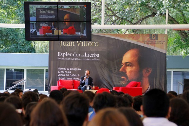 ¡México está al borde del estallido social: Juan Villoro!