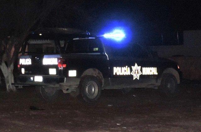 ¡Delincuentes atacaron a balazos a policías preventivos en Aguascalientes!