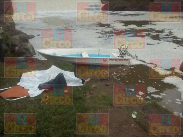 ¡Joven murió ahogado en una presa en San Juan de los Lagos!