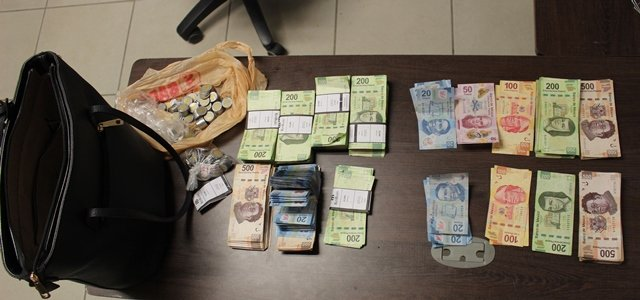 ¡Detuvieron a otra mujer de la banda de asaltantes de cuentahabientes en Aguascalientes!