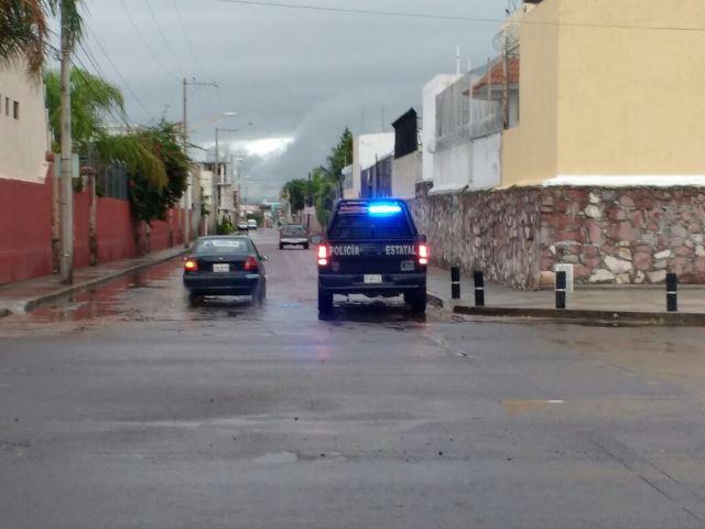 ¡Comerciante asaltado fue despojado de $120 mil en Aguascalientes!