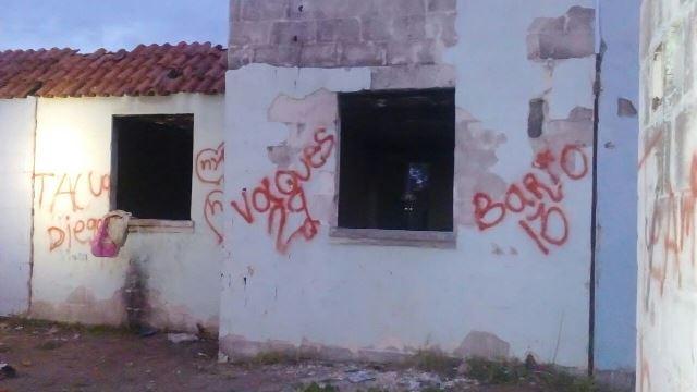 """¡Asesinaron a puñaladas y calcinaron a un adicto en un """"picadero"""" en Aguascalientes!"""