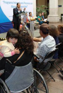 Apoyo a personas con discapacidad 5