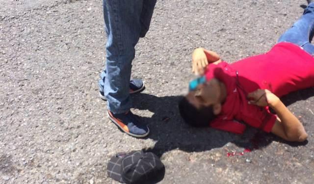 ¡Adolescente intentó ejecutar a un joven en Zacatecas!