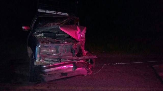 ¡Choque entre 3 camionetas dejó 1 niño muerto y 2 lesionados en Aguascalientes!