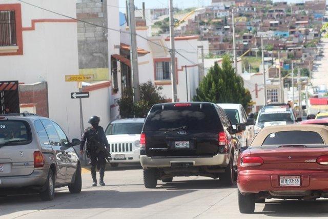 ¡Detuvieron a líder de una banda delictiva que operaba en Aguascalientes!