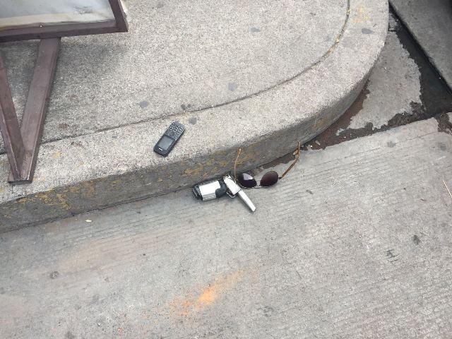 ¡Policías estatales atraparon a un extorsionador en Aguascalientes!