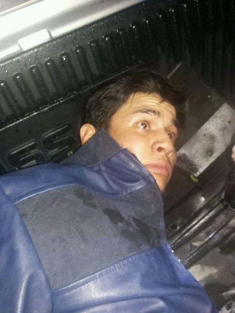 ¡Tras persecución atraparon a un ladrón de vehículos en Aguascalientes!