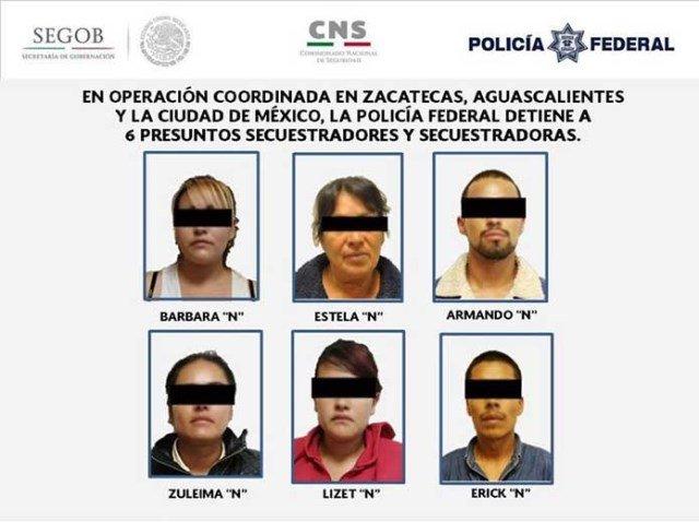 ¡Policías federales detuvieron a los secuestradores del suegro de Ricardo Monreal en Zacatecas!