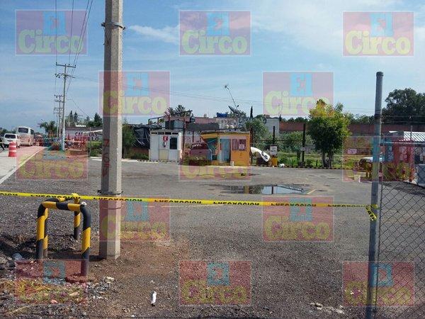 GALERIA/Ejecutan a conductor de una camioneta en Aguascalientes