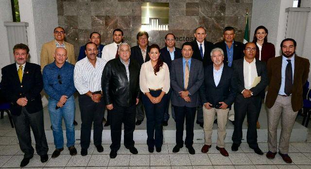 ¡El desarrollo urbano de Aguascalientes tiene que ser de calidad: Tere Jiménez!