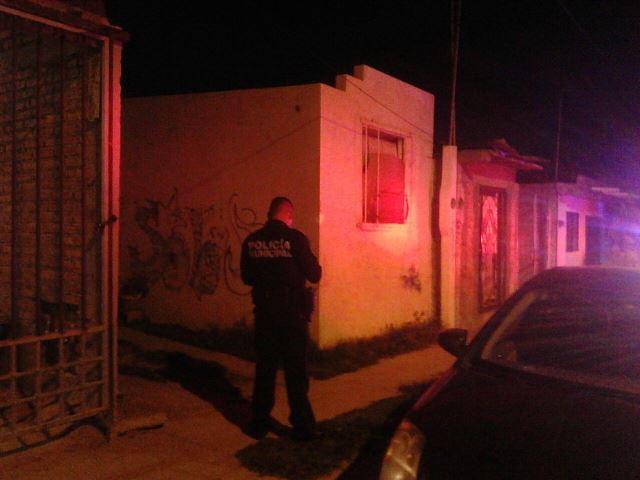 ¡Policías municipales frustraron el suicidio de un hombre en Aguascalientes!