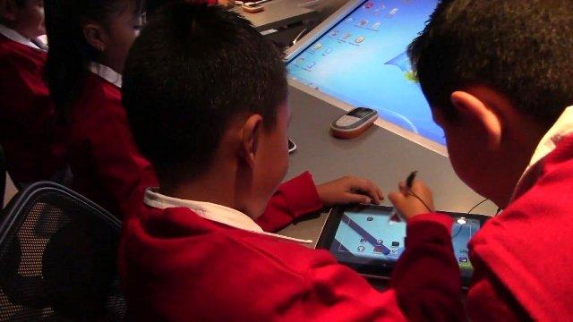 ¡Inician actividades niños superdotados de Aguascalientes en aulas de alta tecnología!