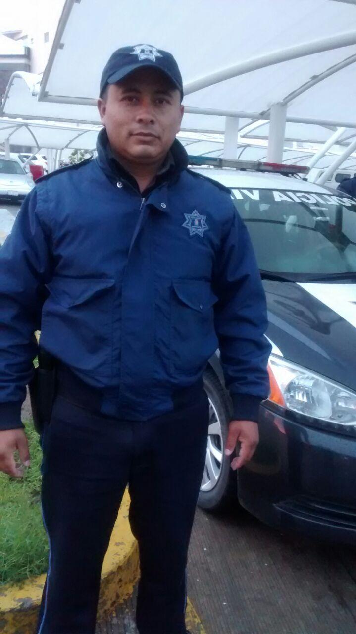 ¡Oficial de la Policía Municipal de Aguascalientes se convierte en héroe!
