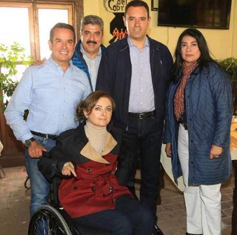 ¡Alejandro Tello pide a legisladores federales abocarse a gestionar la mayor cantidad de recursos para Zacatecas!