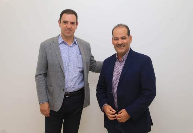 ¡Vamos a fortalecer la hermandad entre Zacatecas y Aguascalientes: Alejandro Tello!