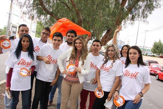 """¡Inician actividades de la campaña """"Enfériate"""" 2016!"""