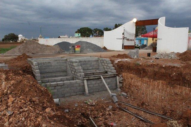 ¡Entregan a la comunidad, terreno para nuevo Panteón Municipal en Calera!