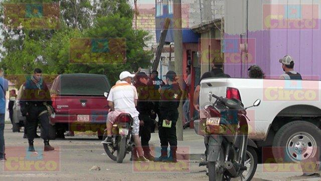 ¡Intentaron ejecutar a 2 jóvenes motociclistas en Fresnillo!