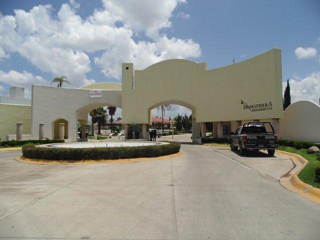 ¡Delincuente intentó asaltar una residencia en Aguascalientes pero escapó con las manos vacías!
