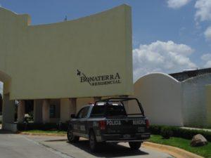 INTENTO DE ASALTO EN BONATERRA RESIDENCIAL (2)