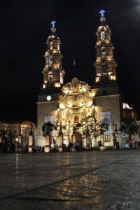Iluminacioìn Catedral 2
