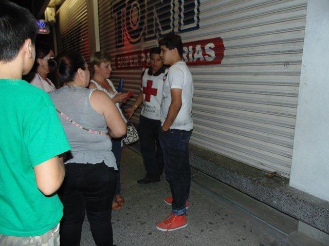 ¡Imprudente adolescente fue atropellado por una automovilista en Aguascalientes!