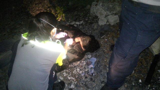 ¡Reincidente delincuente perdió su pie izquierdo al intentar atracar el tren en Aguascalientes!