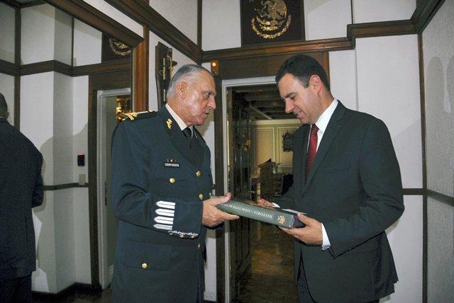 ¡La seguridad de las zacatecanas y los zacatecanos está antes que cualquier otra cosa: Alejandro Tello!