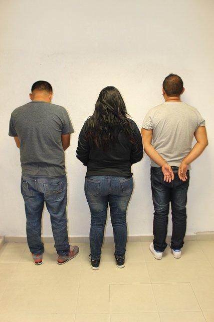 ¡Dos sujetos y una mujer se hacían pasar por mecánicos para extorsionar automovilistas en Aguascalientes!