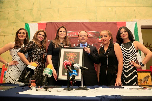 ¡Concluye en Aguascalientes gira promocional de FENAZA 2016!