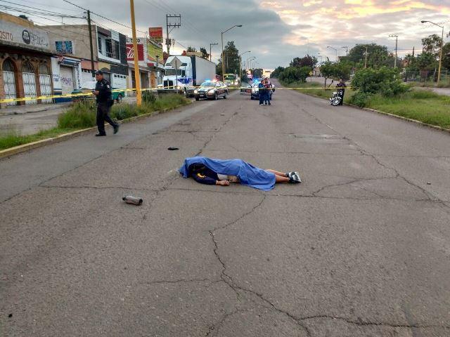 """¡Joven empleado murió atropellado por un vehículo """"fantasma"""" en Aguascalientes!"""
