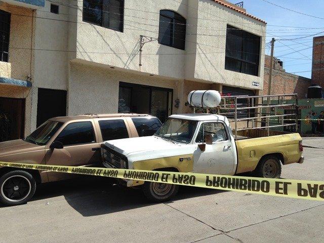 ¡Empleado municipal de Calvillo murió infartado al conducir una camioneta!